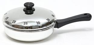 купить Кухонный таймер сковорода с магнитом цена, отзывы