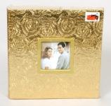 купить Свадебный фотоальбом Золотой цена, отзывы