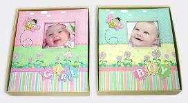 купить Детский фотоальбом Новорожденная цена, отзывы