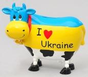 купить Копилка Веселая Коровка Украинка цена, отзывы