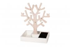 купить Вешалка для украшений в форме дерева цена, отзывы