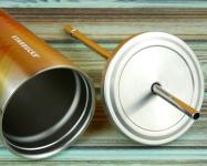 фото 21537  Термокружка Starbucks Stainless Steel Cold to Go 473 мл цена, отзывы