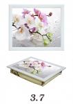 купить Поднос с подушкой Орхидеи цена, отзывы