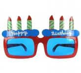 купить Очки - гигант Happy birthday цена, отзывы