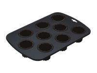 купить MC NS Форма для выпечки Канеле с антипригарным покрытием (9 отверстий) 32,5см х 22см цена, отзывы