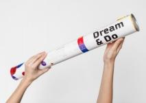 купить Мотивирующая карта желаний Dream&Do в тубусе цена, отзывы