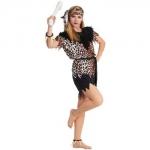 купить Взрослый карнавальный костюм Первобытная Женщина цена, отзывы