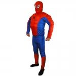 купить Взрослый карнавальный костюм Спайдермен Объёмный цена, отзывы