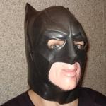 купить Резиновая Маска Бетмен цена, отзывы
