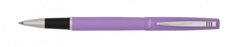 фото 10343  Набор ручек в подарочном футляре Селена фиолетовый цена, отзывы