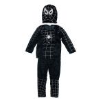 купить Детский карнавальный костюм Спайдермен чёрный цена, отзывы