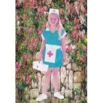купить  Детский костюм трикотаж синтетический Пират, Медсестра цена, отзывы