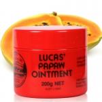 купить Восстанавливающий лечебный бальзам для губ и кожи Lucas Papaw Ointment 200 г цена, отзывы