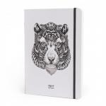 купить Скетчбук Тигр цена, отзывы