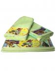купить Полотенце детское махровое Мадагаскар 35х70 см цена, отзывы