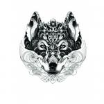 купить Скетчбук Волк цена, отзывы
