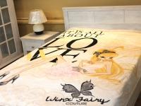купить Плед микрофибра-панно Winx Fairy Стелла 150х200 см  цена, отзывы