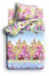 купить Постельное белье детское полуторное Непоседа Спящая красавица цена, отзывы