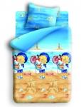 купить Постельное белье детское полуторное Непоседа Морячок цена, отзывы