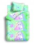 купить Постельное белье детское полуторное Непоседа Сказочный лес цена, отзывы