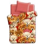 купить Постельное белье детское полуторное Колыбельная мечты Плюшевые медведи цена, отзывы