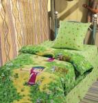 купить Комплект постельного белья полуторный Маша и Медведь На границе цена, отзывы