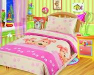 купить Постельное белье для детей в детскую кроватку Непоседа Собачки цена, отзывы