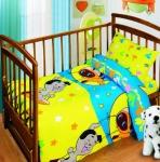 купить Комплект постельного белья детский Союзмультфильм Лунные качели цена, отзывы