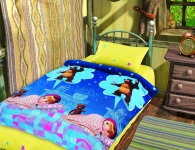 купить Постельное белье для детей Маша и Медведь Машин сон цена, отзывы