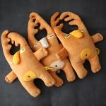 купить Эко игрушка Кролени цена, отзывы