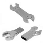 купить Флешка 8 Gb металл Гаечный Ключ цена, отзывы