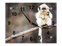 купить Подарочные часы Обезьянка-пушистик цена, отзывы