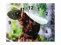 купить Подарочные часы Обезьянка под листиком цена, отзывы