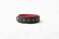 купить Антический кожаный браслет Red & Black цена, отзывы