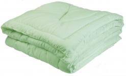 купить Одеяло с бамбуковым наполнителем чехол микрофайбер 140х205 см цена, отзывы