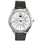 купить Часы Letters style цена, отзывы