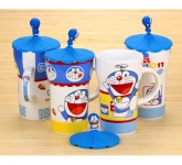купить Чашка Кот Doraemon 650мл  4 вида цена, отзывы