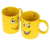 купить Чашка Мордочка с улыбкой 4 вида цена, отзывы