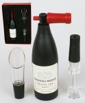 купить Винный набор Бутылка с лейкой цена, отзывы