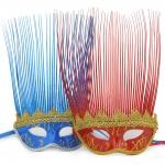 купить Венецианская маска Коломбина цена, отзывы