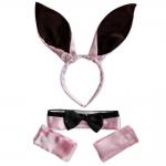 купить Карнавальный набор Плейбойчик Секси (ушки, бабочка, манжеты) цена, отзывы