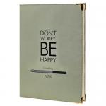 купить Ежедневник Не переживай, будь счастлив цена, отзывы