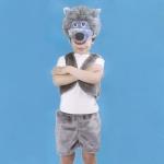 купить Детский костюм меховой Ёжик цена, отзывы