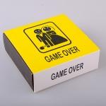 купить Набор Game Over пепельница и коробок для спичек 2 шт. цена, отзывы