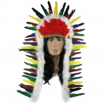 купить Шапка Индейца Апачи цена, отзывы
