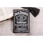 купить Обложка на паспорт Jack Daniels цена, отзывы
