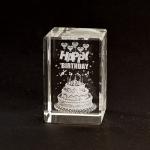 купить Лазерная голограмма Happy Birthday цена, отзывы