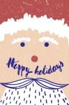 купить Открытка Happy Holidays цена, отзывы