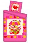 купить Комплект детского постельного белья Цветочный магазин цена, отзывы