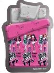 купить Комплект постельного белья Monster High Куклы цена, отзывы